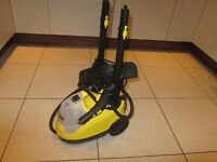 Karcher SC2.500C steam cleaner including tools