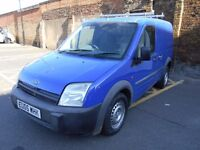 2005 FORD TRANSIT CONNECT T200 18TD PANEL VAN SECURITY LOCK ROOF RACK FITTED YEAR MOT AIRCON