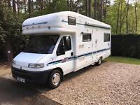Wanted motorhomes & caravans