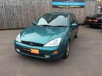 Ford Focus Automatic 1.6- 12 Months MOT