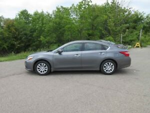 2016 Nissan ALTIMA S FWD
