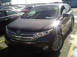 2012 Toyota Venza Leather,PanoramicRoof,Camera,HtdSeats,Bluetoot