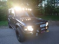 DISCOVERY TD5 .FULL MOT .VERY CLEAN