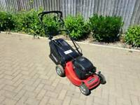 Mountfield 18-inch petrol lawnmower