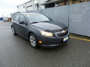 2013 Chevrolet Cruze LS - Automatic - XM & Bluetooth