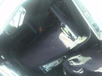 ford escort mk 6 cabriolet mohair roof and cover,£170