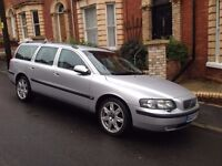 Want to px or swap my volvo v70 estate automatic for smaller diesel