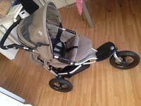 Mamas & Papas 03 SPORT Pushchair Stroller Excellent steering!