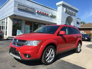 2016 Dodge Journey LIMITED,7 PASSENGER,ALLOYS,8.4,BACKUP