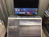 """Samsung 43"""" CURVED 4k SUHD SMART LED TV ue43ks7500"""