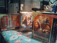Unopened Lord of the Rings Puzzles