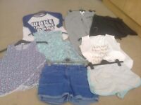 job lot of girls clothes age 14 - 16 yrs