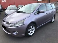 Mitsubishi Grandis 2.4 Equippe 5 door 2006, 7 Seater, Full Service History, 3 Owners, 12 MONTHS MOT!