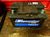 075 12v battery car van free fitting