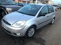 Ford Fiesta Ghia only 16500 miles