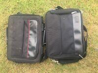 2 X Targus laptop bags