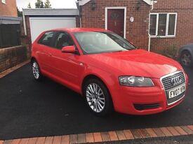Audi A3 1.9tdi SE RED