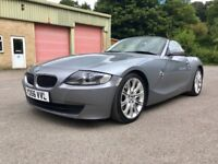 Bmw z4 2.5si sport convertible immaculate condition