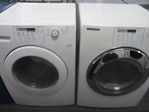 66- SAMSUNG  Laveuses Sécheuses Forntales Frontload Washers Dryers