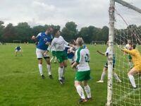 Men's 11 aside Sunday morning League football - South London (defenders preferred)