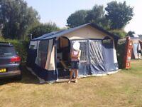Conway Countryman II Slimline folding camper (more photos added)