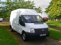 62 Reg Ford Transit 125 T350 Rwd (76,000 Miles) Finance Available (Fsh) one owner