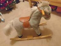 Rocking horse 'The Pony Stable'