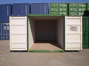 20' & 40' Shipping Container Clearance Sale Canberra City North Canberra Preview