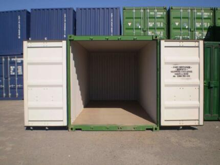 20' Shipping Container Clearance Sale Yarralumla South Canberra Preview