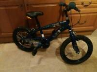 Child's bike,