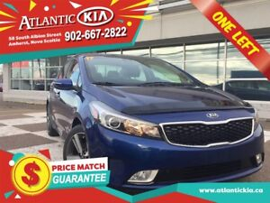 2017 Kia Forte SX Loaded to the max & Priced to MOVE!!