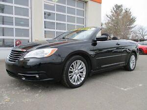 2012 Chrysler 200 Touring/CONVERTIBLE/1.9% À PARTIR