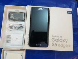Samsung Galaxy S6 edge plus 32GB black (Unlocked) Smartphone