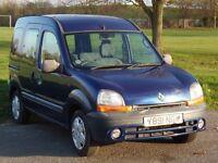 Renault Kangoo 1.4 low miles