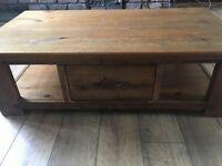 NEXT Hartford Solid Oak Coffee Table GREAT CONDITION