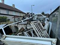 Scrap metal free collection warehouse clearance scrap metal