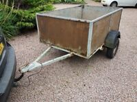Trailer ideal for household or small holding use