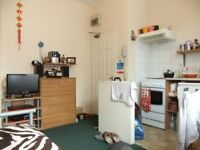 Bedsit with own kitchen in Turnpike Lane. All Bills Included