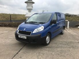 *** PEUGEOT EXPERT 1000 1.6 3 SEATER £35 A WEEK ON FINANCE ***