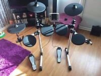 Electronic Drum Kit DD400 By Gear4music