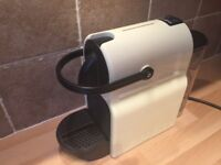 Magimix nespresso coffee machine. Excellent condition not often used