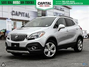 2015 Buick Encore Leather AWD *Touch Screen-Bluetooth-WiFi Hotsp