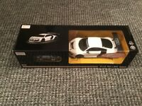 Audi R8 ls 1/24 scale remote control car, brand new in box.