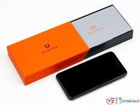 Unlocked Wileyfox Spark + Add-X Mobile Phone - Black- Dual SIM