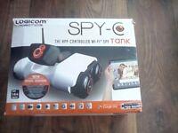 Logicom spy tank