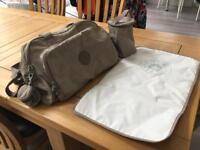 Kipling camama changing bag