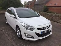2012/62 HYUNDAI i40 1.7 PREMIUM BLUE DRIVE CRDI 5D 134BHP EXCELLENT CONDITION VERY ECONOMICAL