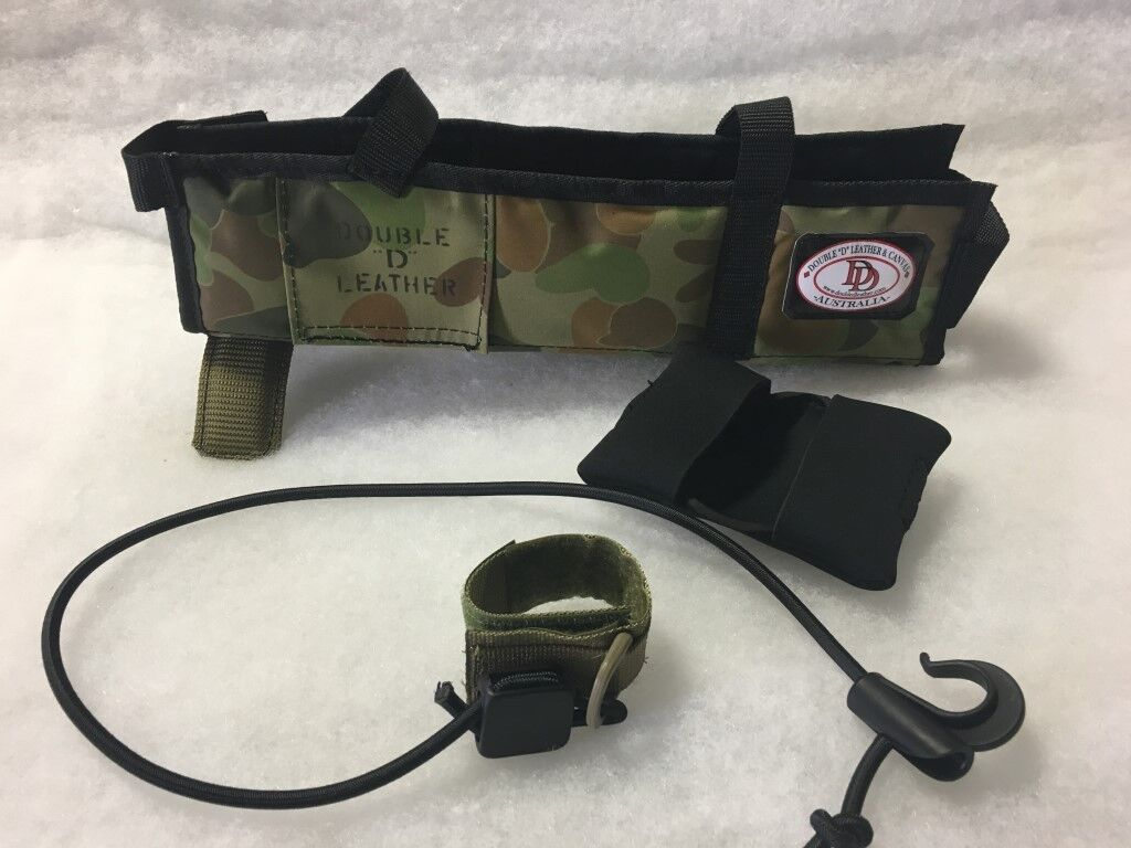 SDC 2300 combo pack no2,neoprene arm rest ,control box cover, bunji cord,minelab