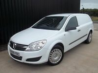 2009 vauxhall astra club van may px