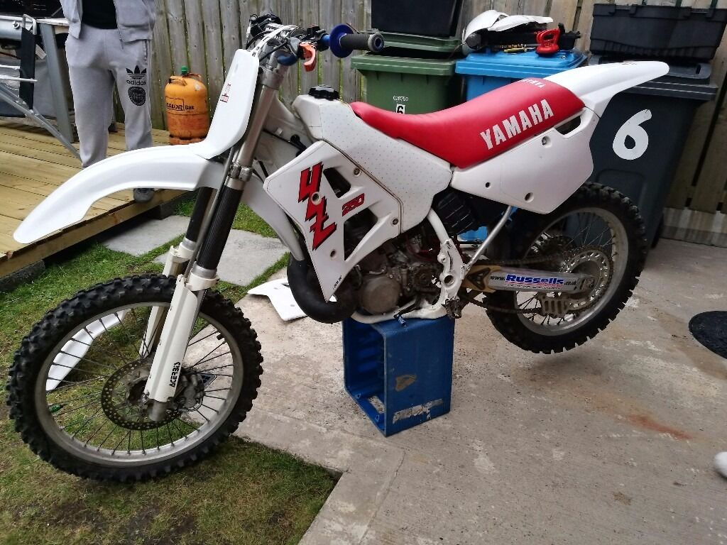 Yamaha yz 250 1991 mint in bangor county down gumtree for Yz yamaha 250